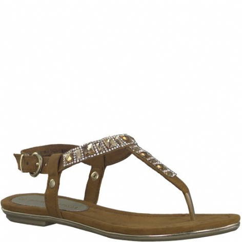 Marco Tozzi 2-2-28112-20 305 COGNAC Womens Sandals